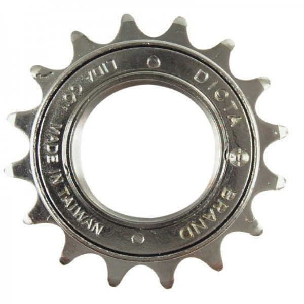 Dicta freewheel single speed sprocket cog 16t 17t 18t