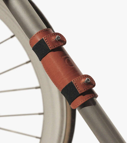 brown cycle bag adapter for alloy frame
