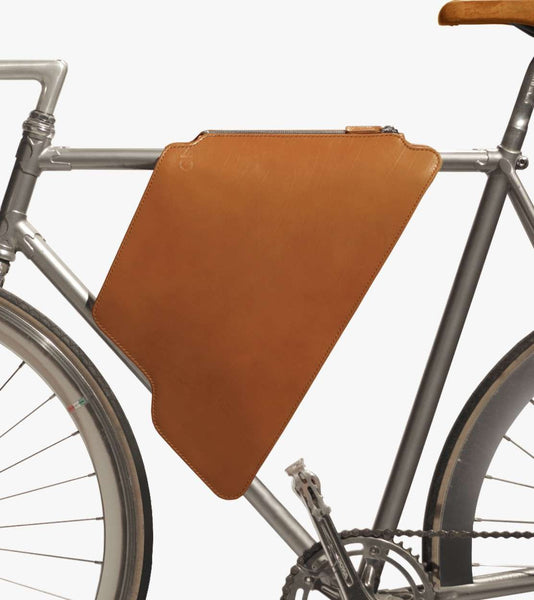 forest brown cycle bag