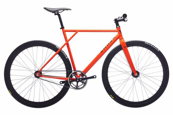 Single Speed & Fixed Gear Bikes - CMNDR 2018-C04 Orange