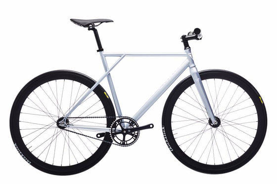 Single Speed & Fixed Gear Bikes - CMNDR 2018-CG2 Silver
