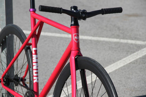 Single Speed & Fixed Gear Bikes - CMNDR - Atlas Trackbike