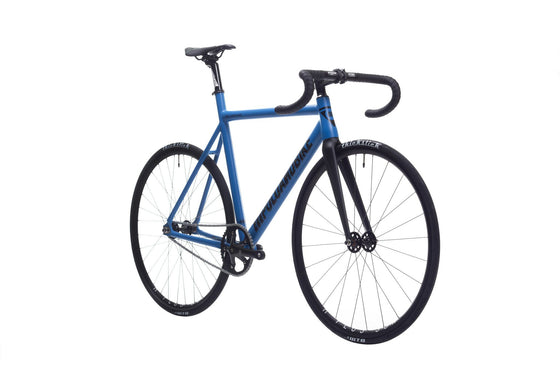 Single Speed & Fixed Gear Bikes - Williamsburg 2017- Blue