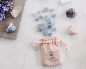 Celestite Crystal Kit