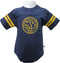 Navy U of O Onesie