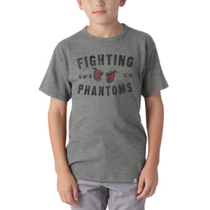 Youth Phantom Eyes Wolf Grey Scrum Basic Tee