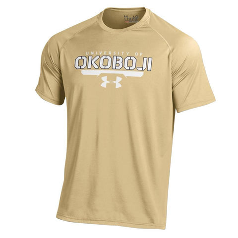 Vegas Gold Under Armour® Men's Short-Sleeve