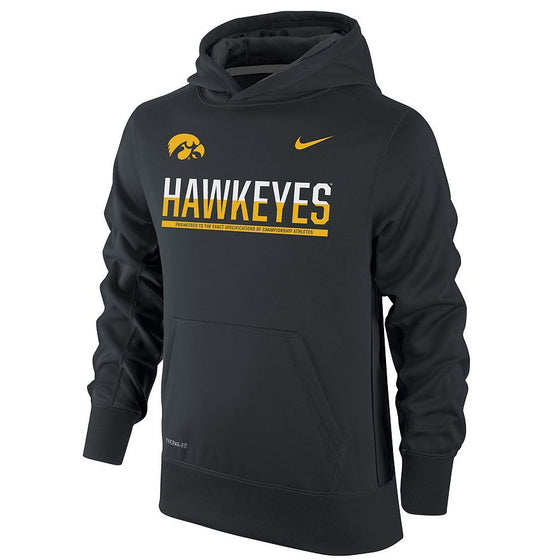 Kids Iowa Nike Hoody