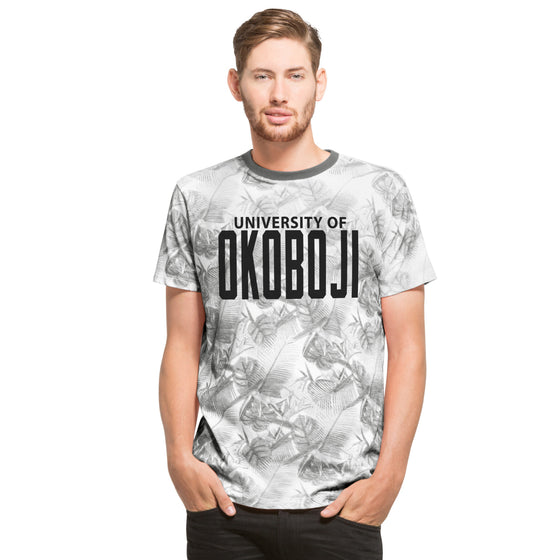 '47 University of Okoboji Aloha Tee