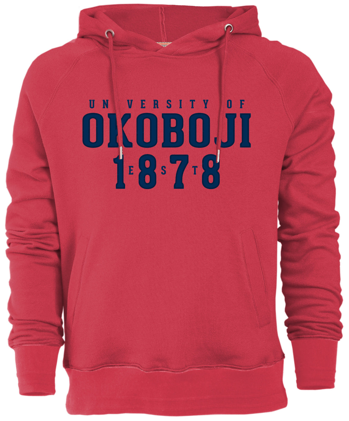 University of Okoboji 1878 Hero Hood