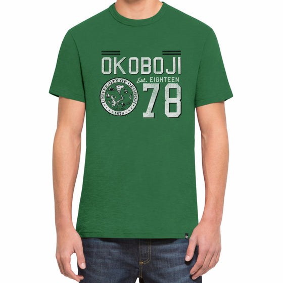 '47 Brand Soft-Cotton Men's Tee Kelly Green