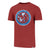 U of O Performance '47 High Point Tee - Shift Red