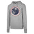 University of Okoboji '47 Slate Grey Knockaround Headline Pullover Hood