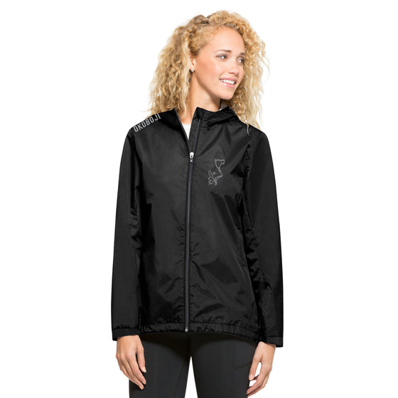 Women's Okoboji Jet Black React Jacket