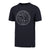 '47 Brand Soft-Cotton Men's Tee Midnight Navy