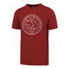 '47 Brand Soft-Cotton Men's Tee Red Crest