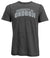 University of Okoboji Romeo Tee - Heathered Black