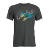 Okoboji in Paint Soft Cruiser Tee