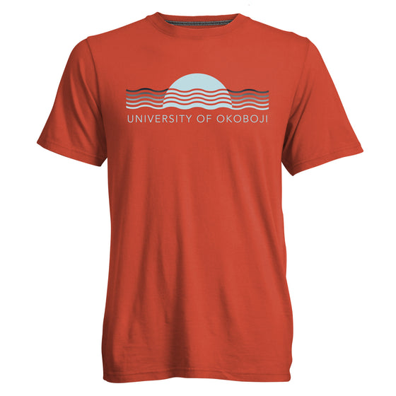 Go To University of Okoboji Tee