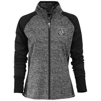 Women's Contender Premium Full-Zip Jacket - Black