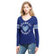 Women's Knockaround CLUB Stripe Long Sleeve Tee