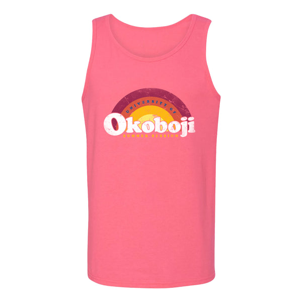 Summer Session Tank - Pink