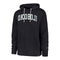 Okoboji District '47 STRIKER Pullover Hood - Navy