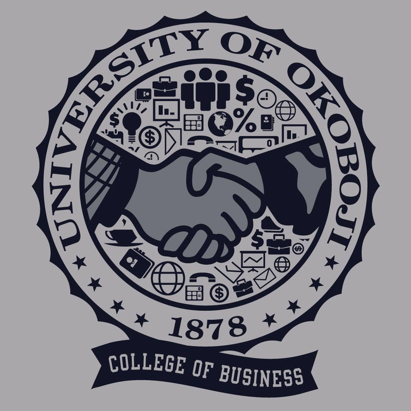 University of Okoboji College of Business Tee