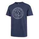 '47 Blue Scrum Crest Tee