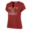 Ladies Okoboji '47 Gamma Tee - Rescue Red