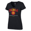 Ladies Okoboji Imprint '47 ULTRA RIVAL V-Neck Tee