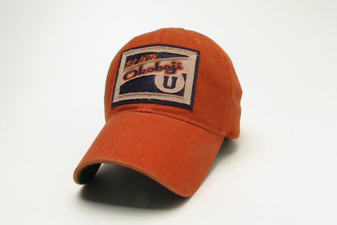 University of Okoboji Old Favorite - Orange