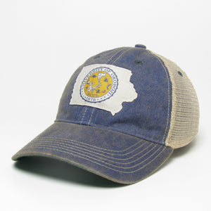 University of Okoboji The Iowa Territory Trucker Hat