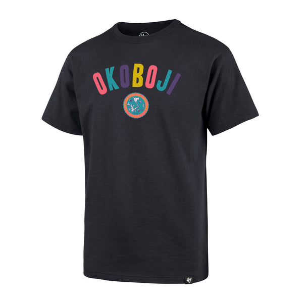 Kid's OKOBOJI Technicolor '47 SUPER RIVAL Tee