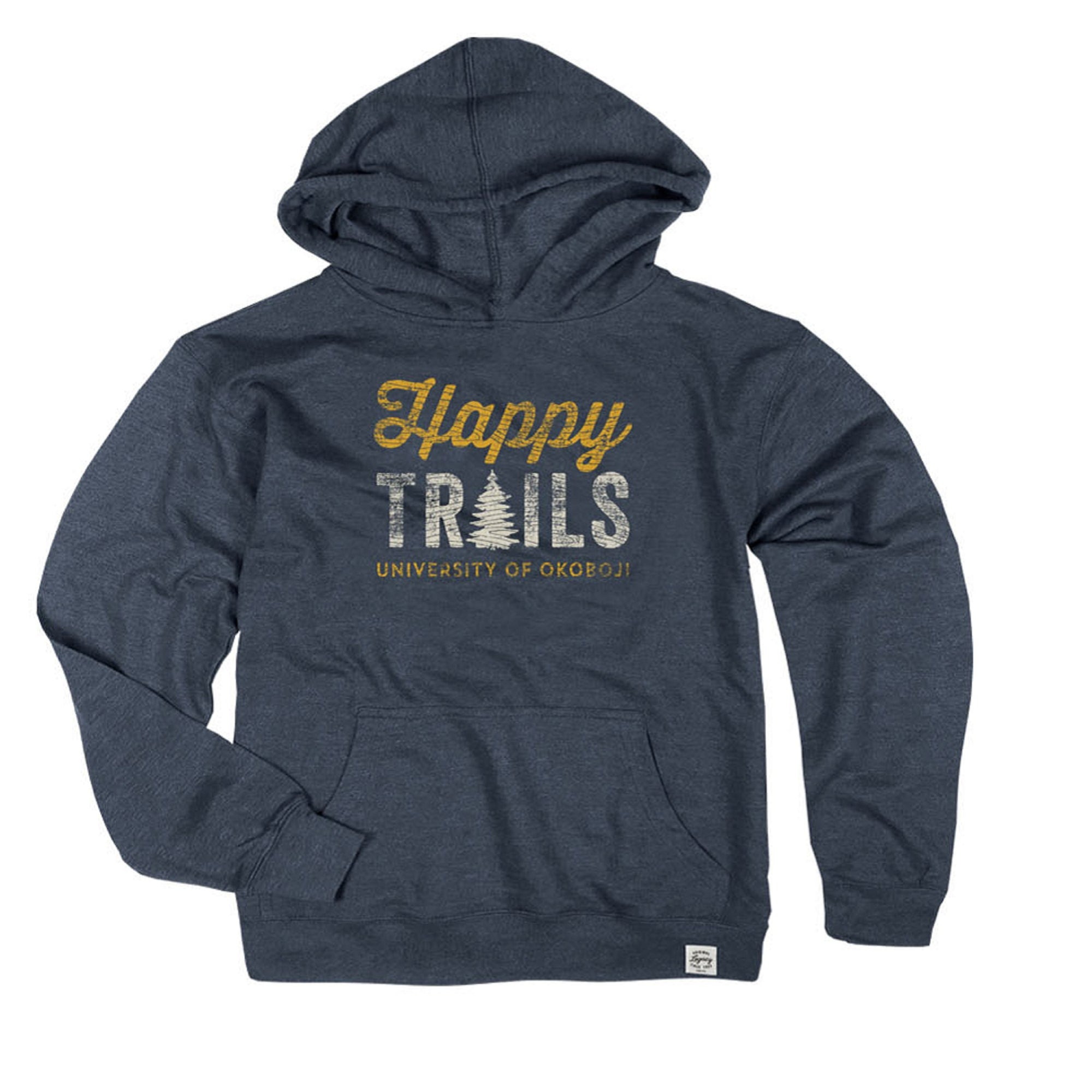 U of O Happy Trails Youth French Terry Fleece Hoodie