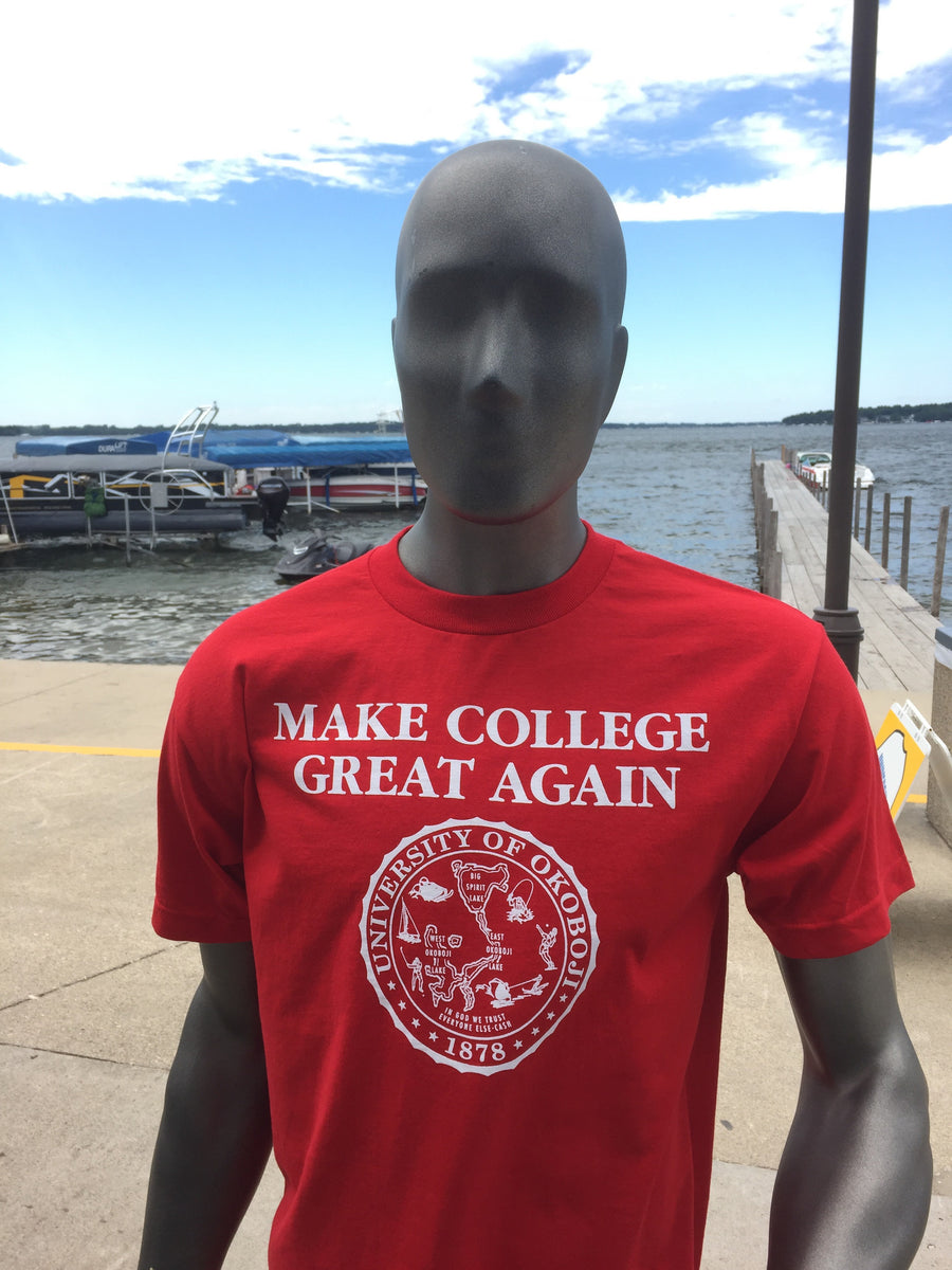 Make College Great Again