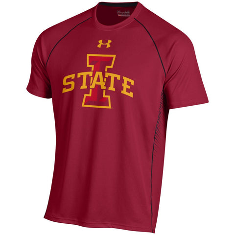 Iowa State Large Logo Tee