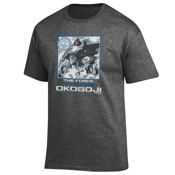 Okoboji Star Wars™ Force is Strong Tee