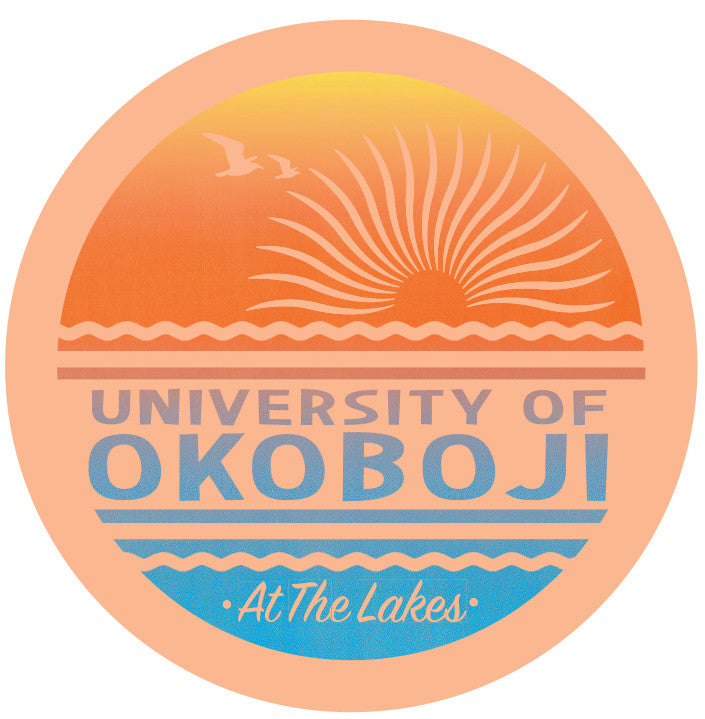 U of O At The Lakes Sticker