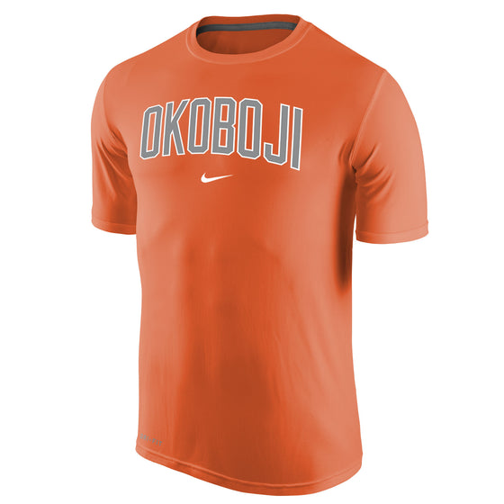 DRI-FIT Okoboji Tee - Orange