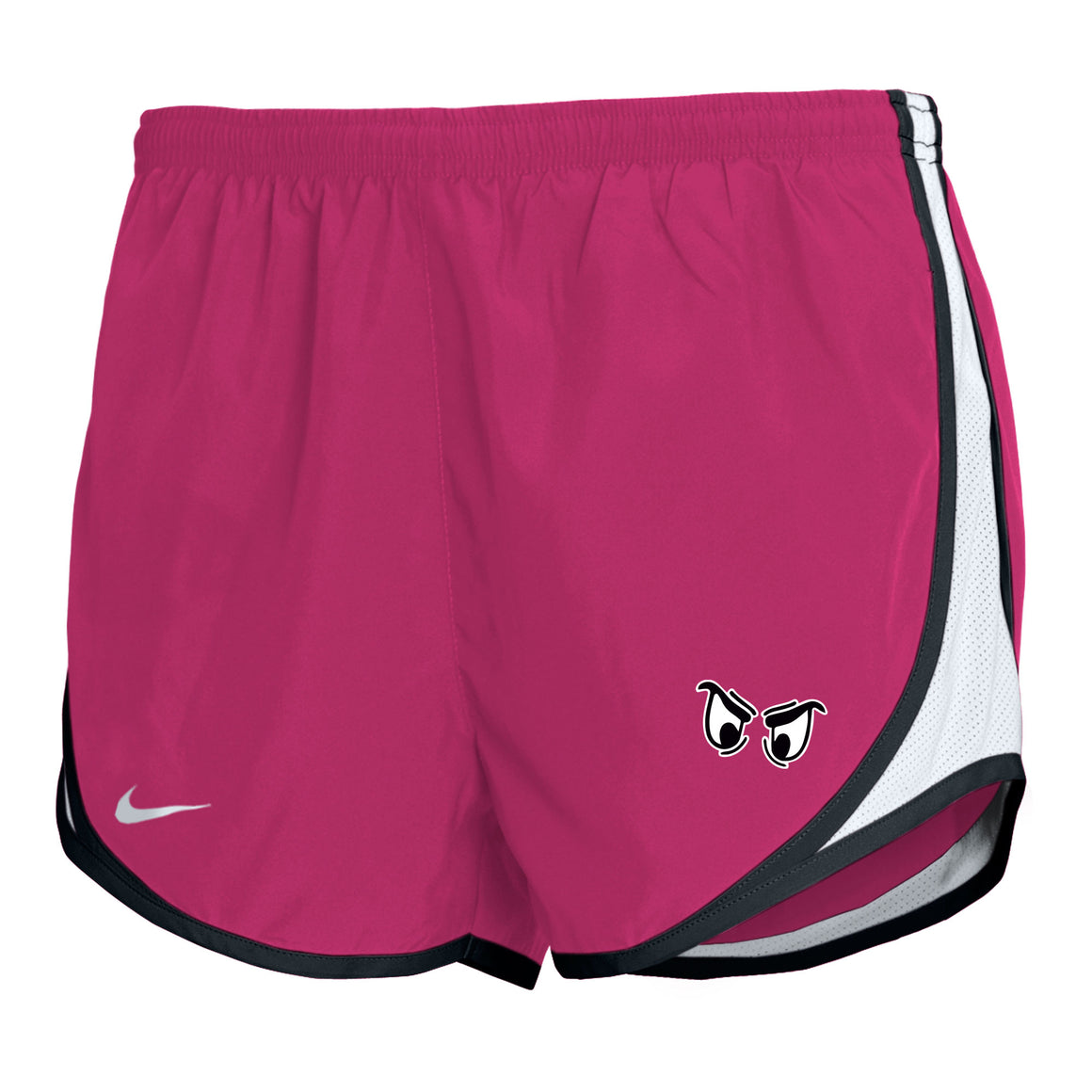 Copy of Girl's Nike Embossed Mod Tempo Shorts - Hot Pink