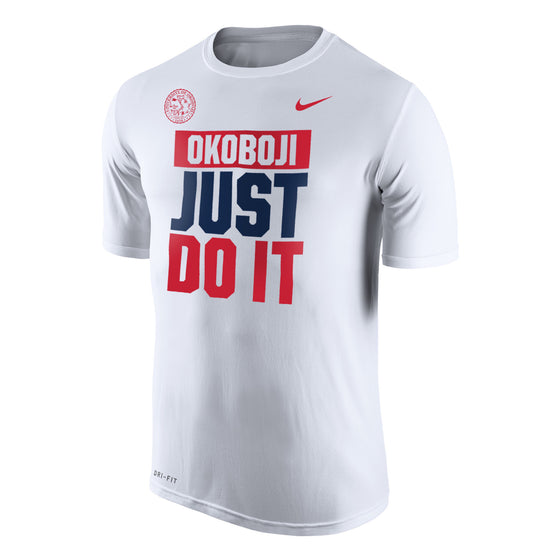 "Men's Nike Dri-FIT Legend 2.0 Short Sleeve Tee ""JUST DO IT"""