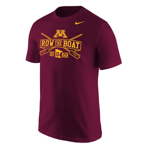 "Minnesota ""Row the Boat"" Core Short Sleeve Tee"