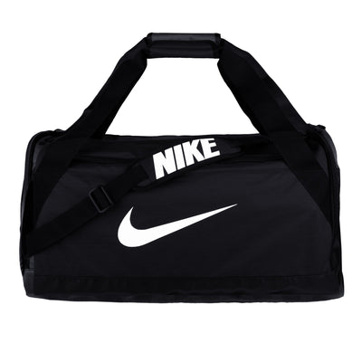 Nike U of O Black Duffel Bag