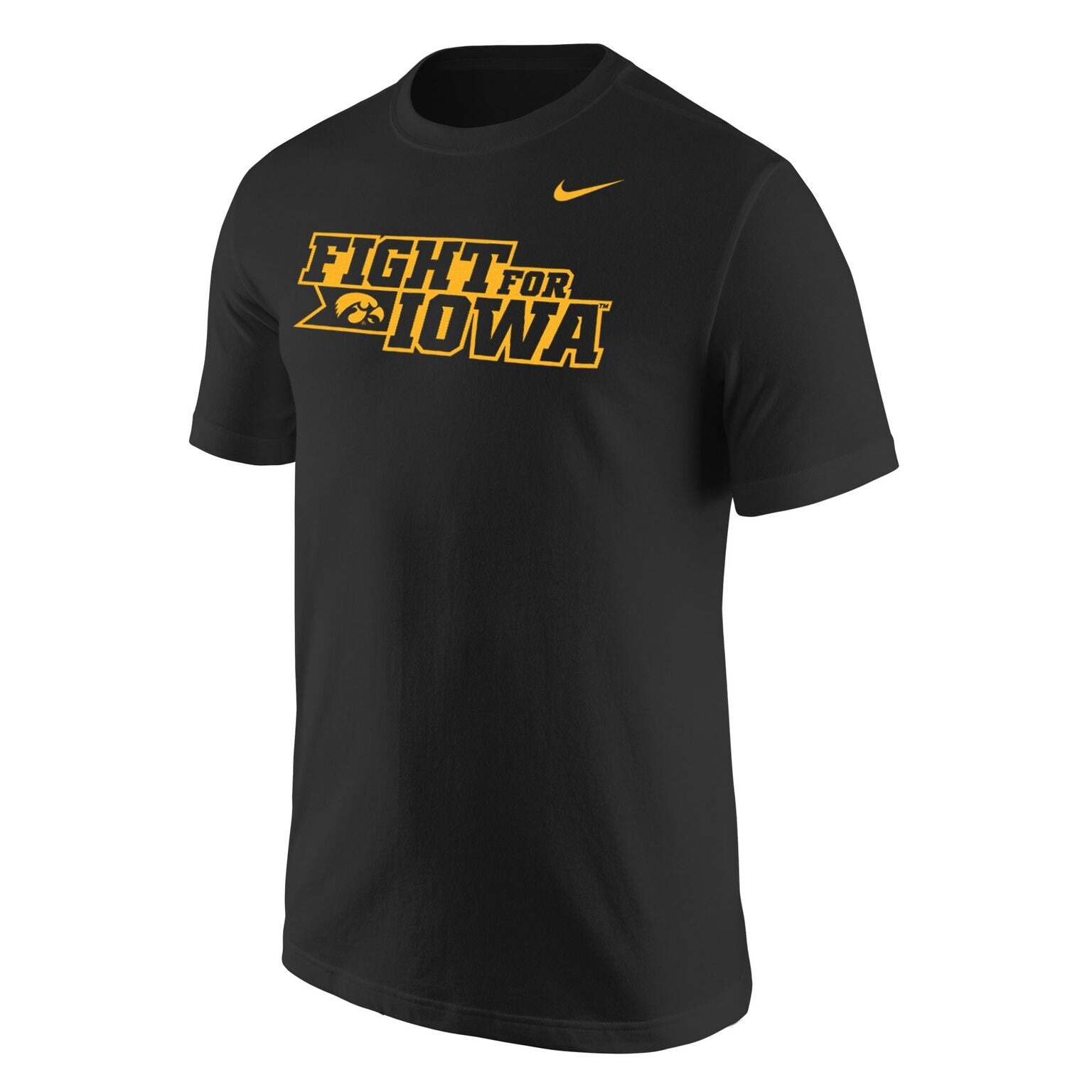 "University of Iowa ""Fight for Iowa"" Core Short Sleeve Tee"