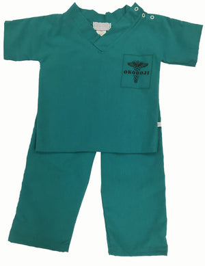 University of Okoboji Youth Scrubs