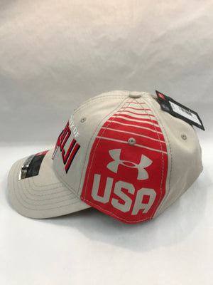 Men's Under Armour USA Hat