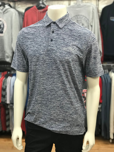 Under Armour HeatGear® Polo - Navy Heather
