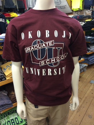 University of Okoboji Grad School T-Shirt