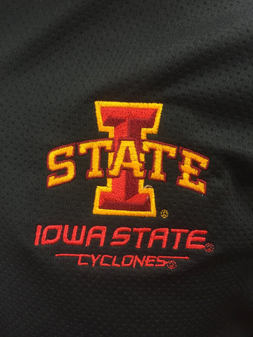 The Under Armour Golf 1/4 Zip - Black - ISU